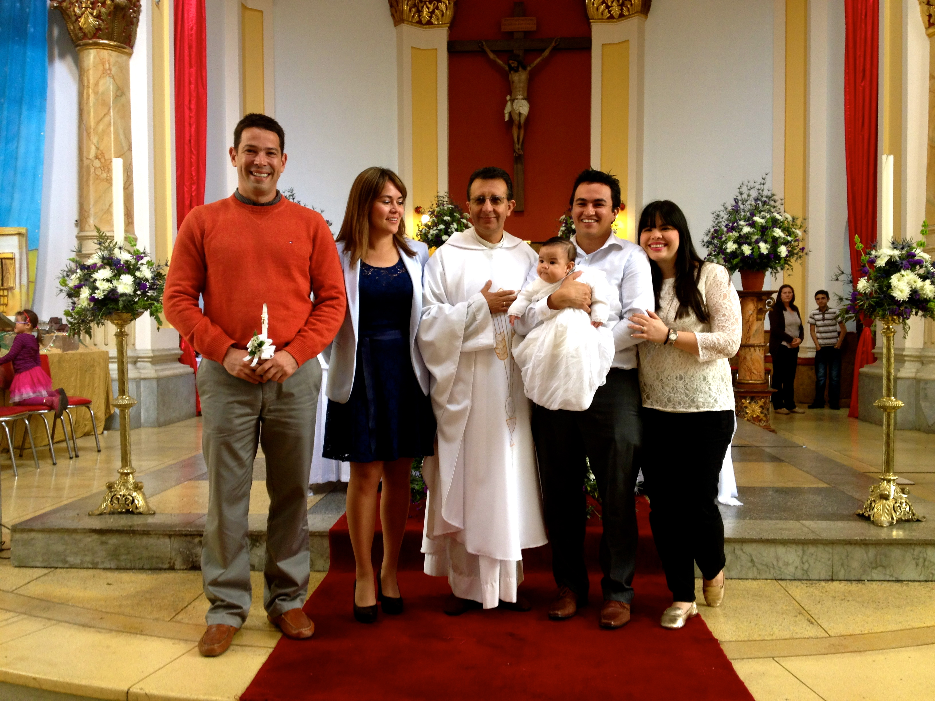 A silversmith and teacher shedding light in Paraguay ... |Paraguay Family With Godparents